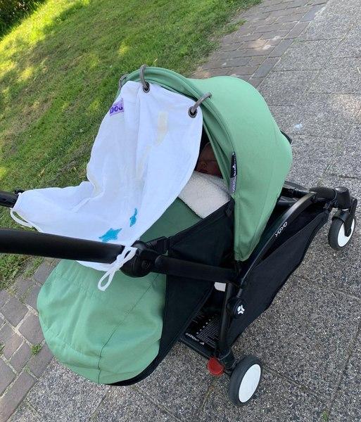 Yoyo Babyzen newborn kinderwagen