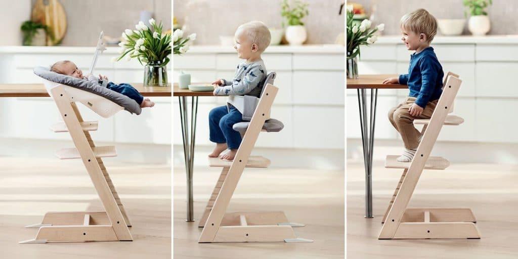 Stokke Tripp Trapp Kinderstoel