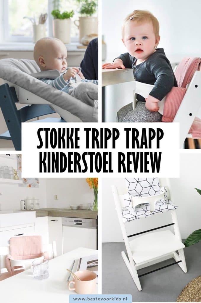 In deze uitgebreide Stokke Tripp Trapp review lees je alles over de Stokke kinderstoel, te gebruiken van baby tot tiener! #Stokke #TrippTrapp #kinderstoel