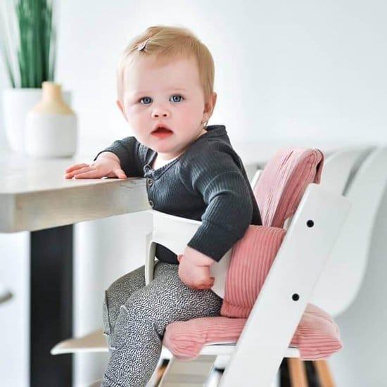 Ukje Kussenset voor Stokke Tripp Trapp baby pink