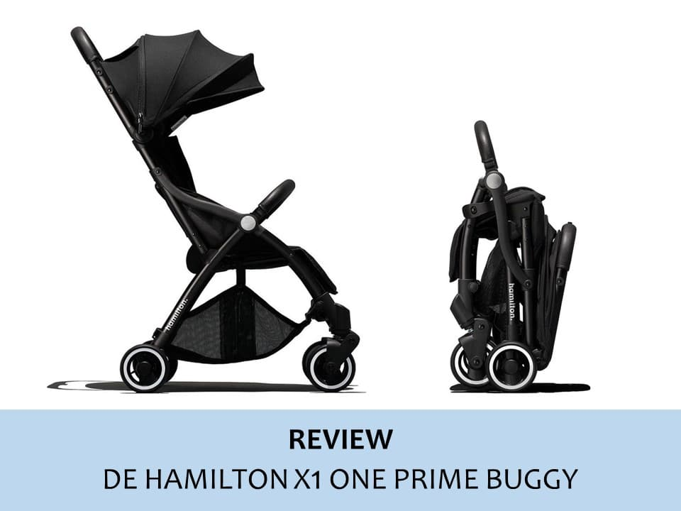 De Hamilton X1 One Prime Buggy review