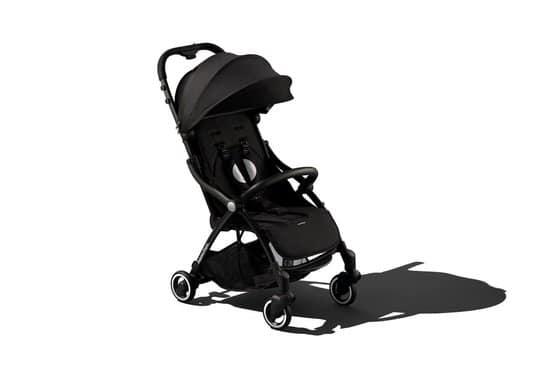 Hamilton Buggy One Prime X1 Magic Fold® Black