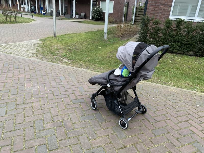 Hamilton X1 One Prime buggy review