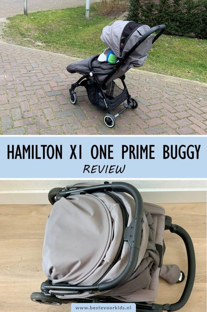 In deze Hamilton X1 One prime buggy review lees je alles over deze stevige en betaalbare buggy op basis van mijn eigen ervaring. #Hamiltonbuggy #buggy #babyuitzet