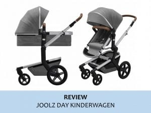 Joolz Day kinderwagen review