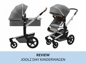Joolz Day kinderwagen review