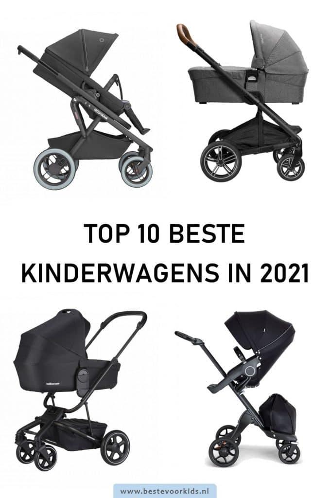 Ben je op zoek naar de beste kinderwagen? Hier vind je de top 10 kinderwagens van 2021 met alle voor- en nadelen op een rij! #kinderwagen #babyuitzet