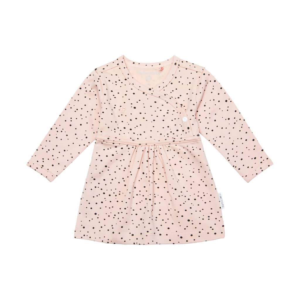 Noppies jurk peach